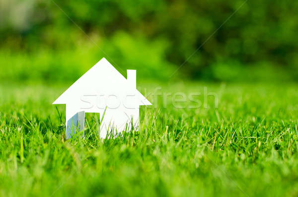 Foto stock: House